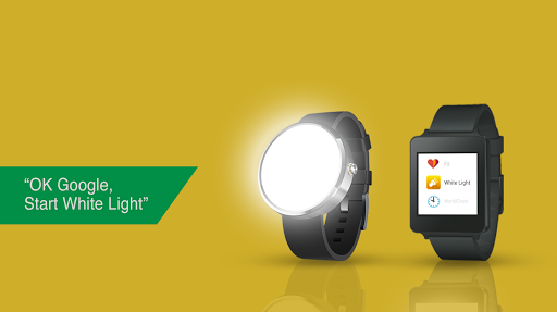 White Light for Android Wear
