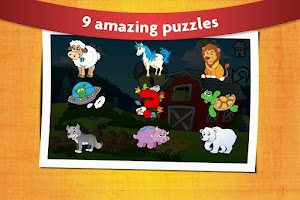Screenshot of Peg Puzzle Games for Kids Free