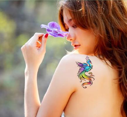 แต่งรูป ใส่รอยสัก Tattoo Art