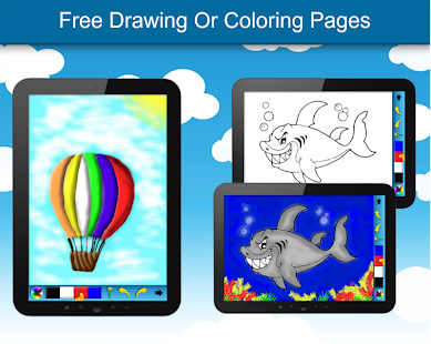 Kids doodle - screenshot thumbnail