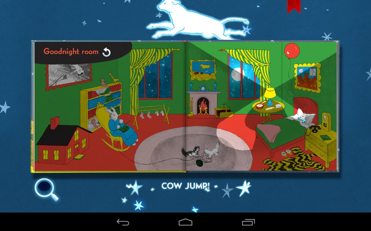 Goodnight moon classic interactive bedtime story android apps goodnight moon classic interactive bedtime story screenshot hexwebz Choice Image