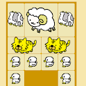 Sheep escape logo