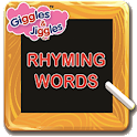 UKG - English - Rhyming Words
