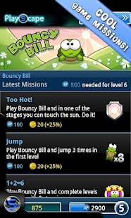 Bouncy Bill - screenshot thumbnail