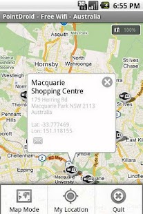 Free WiFi - Australia - Free- screenshot thumbnail
