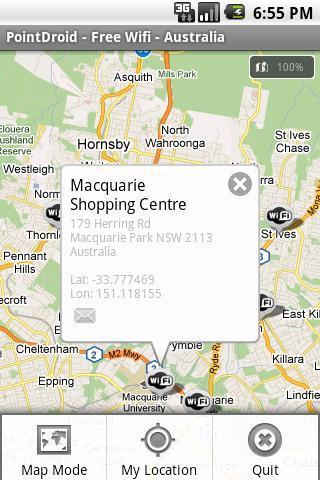 Free WiFi - Australia - Free- screenshot