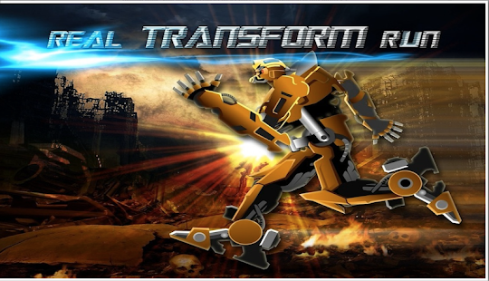 Machine Transformer Run -HD - screenshot thumbnail