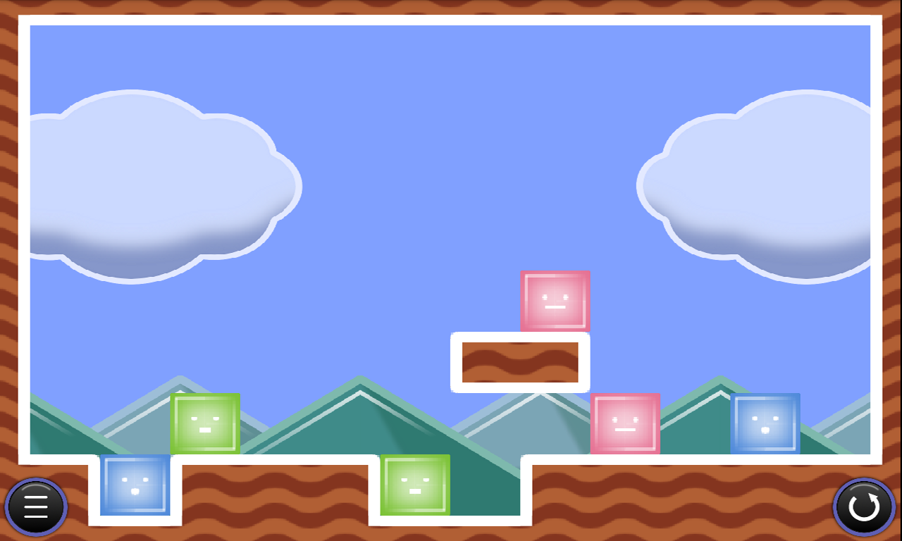Jelly no Puzzle - screenshot