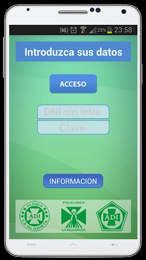 Clu00ednicas ADI 1.95 screenshots 1