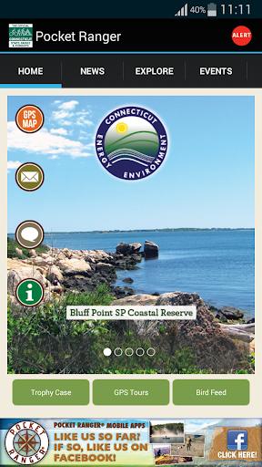 【免費旅遊App】CT State Parks & Forests Guide-APP點子