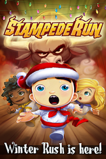 Stampede Run - screenshot thumbnail