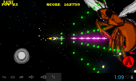 Codename: Space Killer Demo- screenshot thumbnail