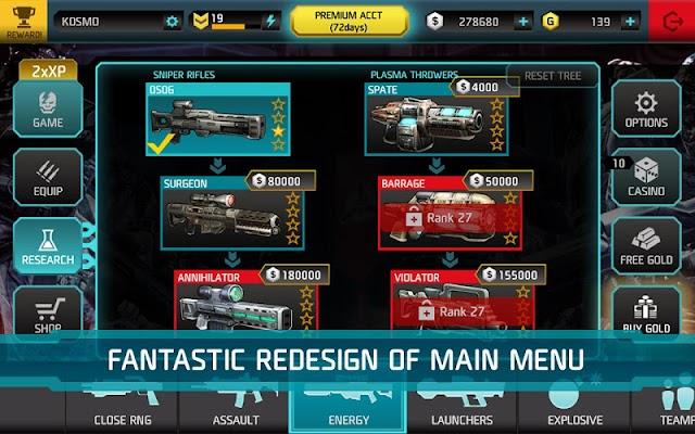 SHADOWGUN: DeadZone- screenshot