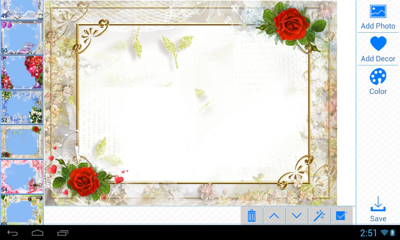 Love Photo Frames Pro - screenshot