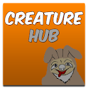 The Creature Hub – Free logo