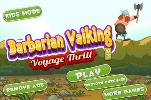 Barbarian vaiking voyage free