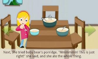 Screenshot of Storyboard Tales