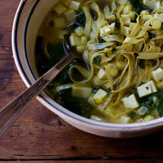 Green Curry Broth.