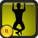 Pull Up – workout routine logo