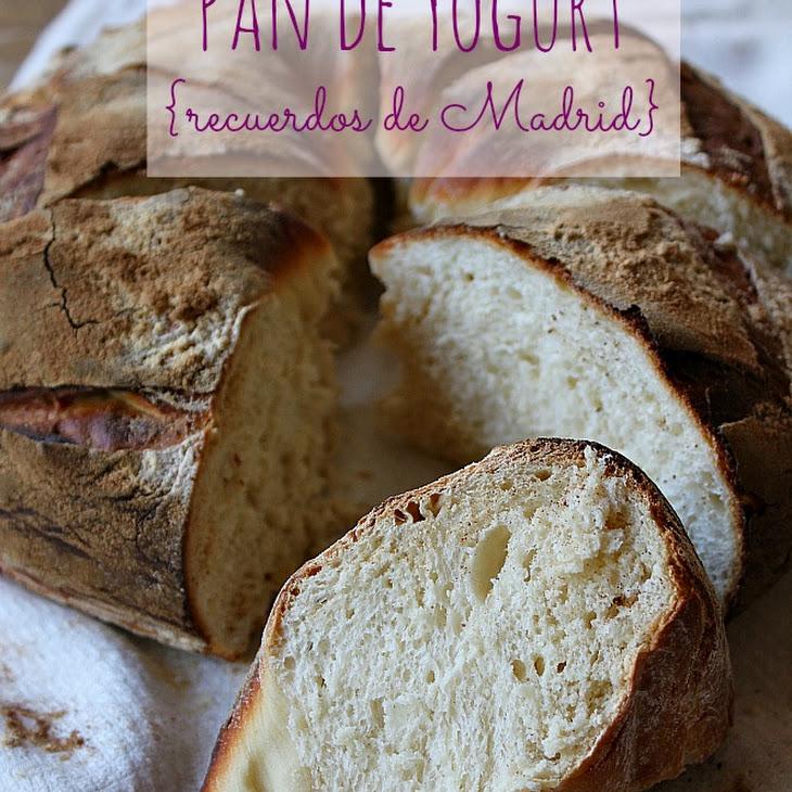Yogurt Bread Recipe