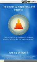 Screenshot of Buddhist Meditation Trainer
