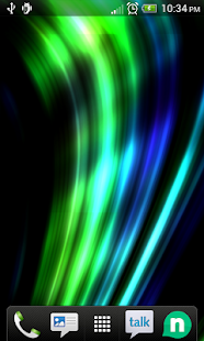 Abstract stripes FULL LWP - screenshot thumbnail