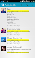Screenshot of What The Trending Topics