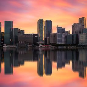 by Cheah Nz - City,  Street & Park  Skylines