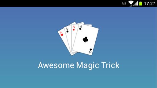 玩免費紙牌APP|下載魔术真棒 app不用錢|硬是要APP