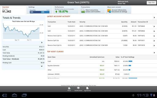 Secure Money Strategies App