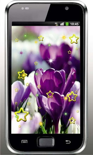 Crocus Gallery live wallpaper