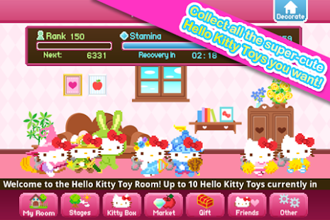 Hello Kitty Tap and Run - screenshot thumbnail