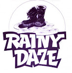 Logo for Rainy Daze Brewing Company