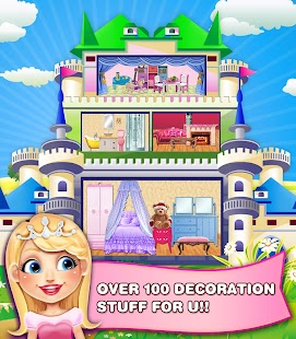 Princess House Makeover- GIRLS