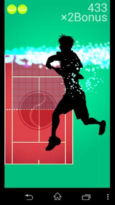 1/64コントロールテニス!のおすすめ画像1