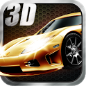 Crazy Racer 3D - Endless Race icon
