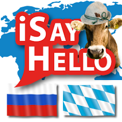 iSayHello Russian - Bavarian