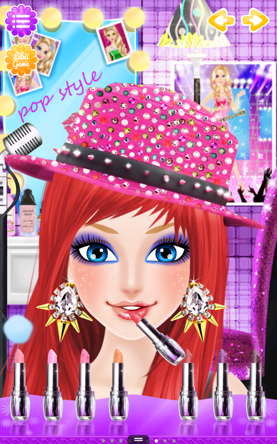 Pop Star Salon Android Apps On Google Play