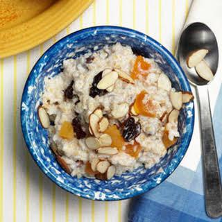 Breakfast Bulgur Porridge.