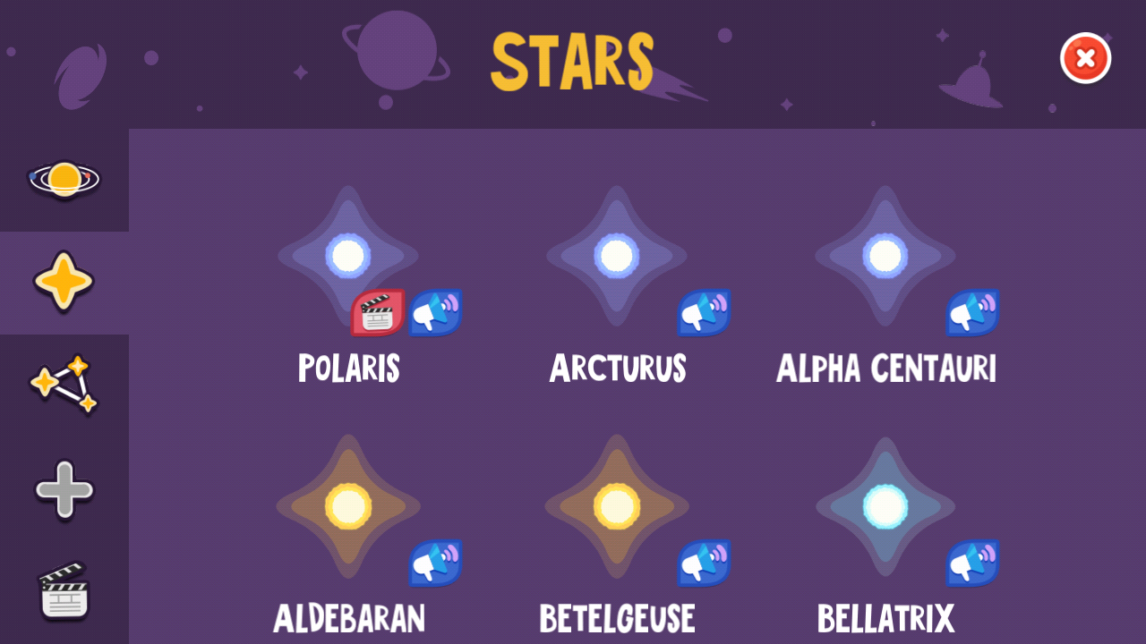 Star Walk Kids ⭐️ Become a Space Explorer ⭐️- screenshot