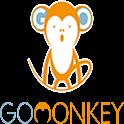 Go Monkey free travel guide icon