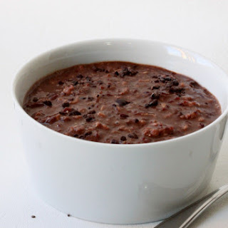 Red Velvet Oatmeal Recipe