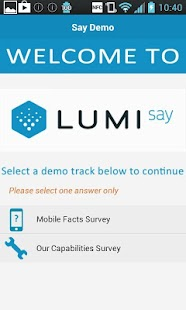 Lumi Say - screenshot thumbnail