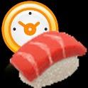 Sushi Clock logo
