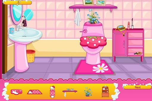 Mansion Hygiene Game