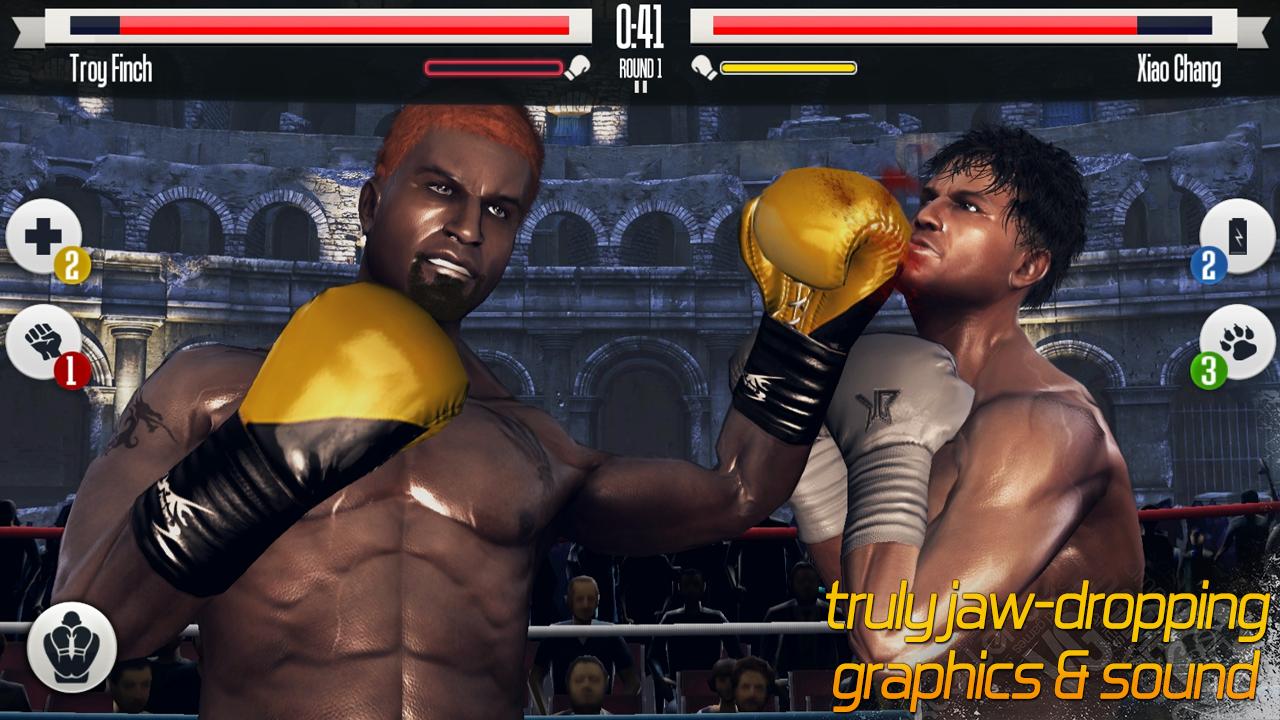 Real Boxing screenshot #10