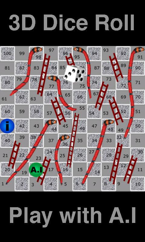 Snakes and Ladders HD- screenshot