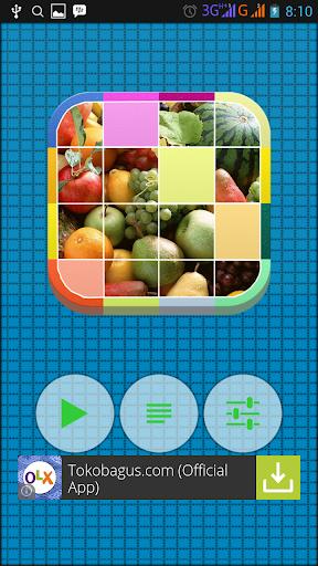 Fruit Puzzle Quest Games