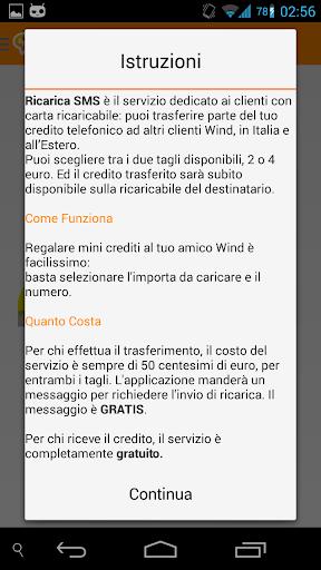 SOS Ricarica Wind