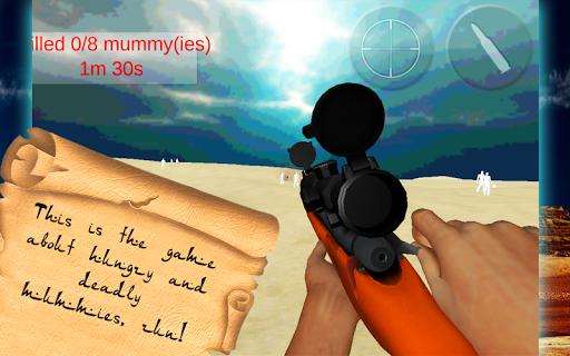 Mummy:Tomb Maze